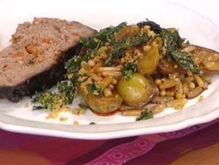Bryan Voltaggio's meatloaf