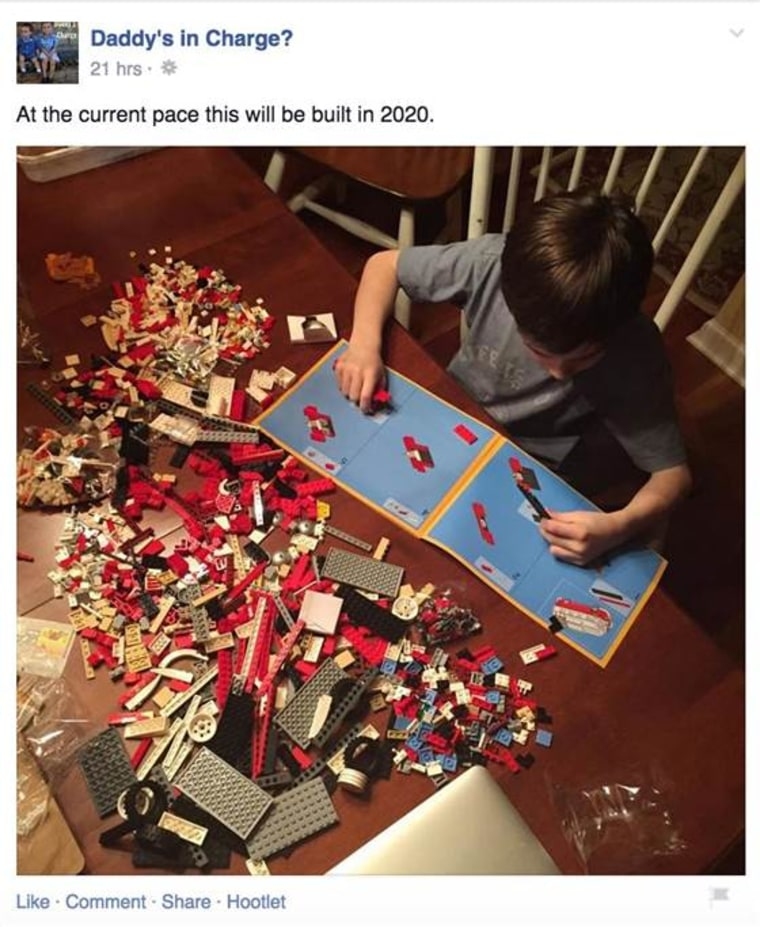These 11 funny Facebook parenting posts will crack you up