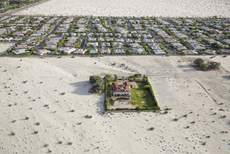 In Palm Springs, America's 'Oasis' Grapples With Drought