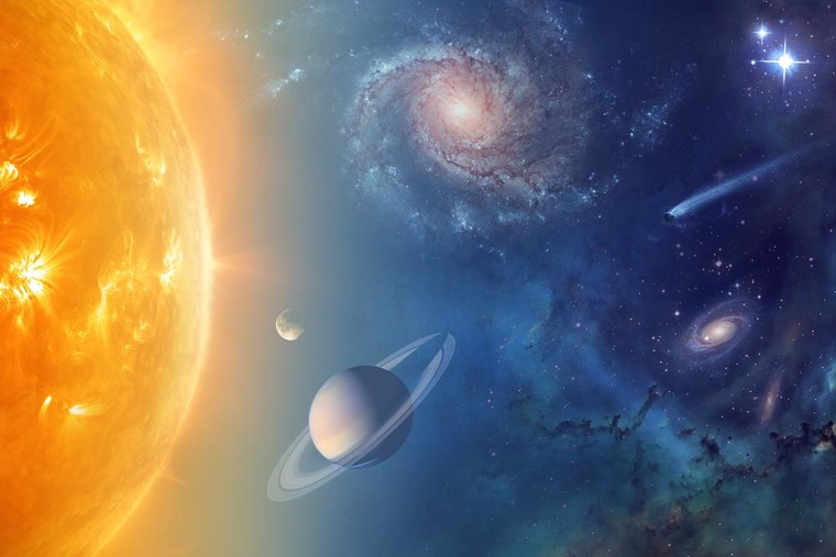 Top NASA Scientist: We'll Find Signs of Alien Life 'Within a Decade'