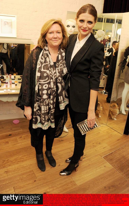 Mischa Barton Accuses Mom Nuala Barton of Stealing Her Earnings