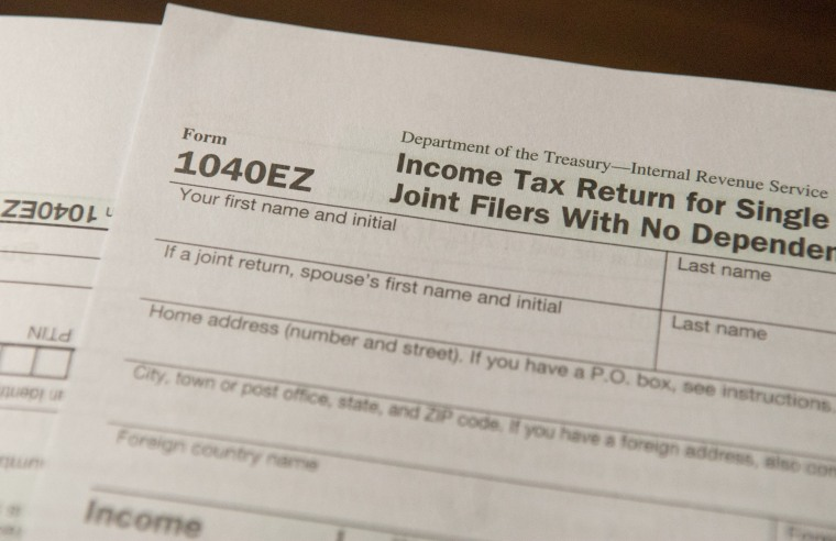 New Tax Fraud Safeguards May Mean Delays In Getting Refunds - Fake tax return generator