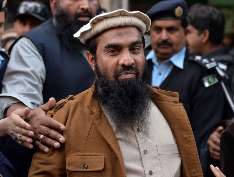 Mumbai Attacks Suspect Zaki-ur-Rehman Lakhvi Is Freed from Pakistan Jail