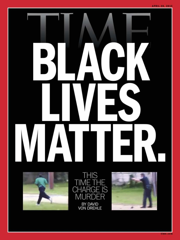 The cover of TIME Magazine