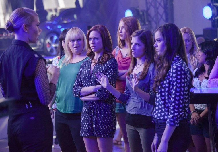 Pitch Perfect 2 movie