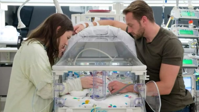 America's first all-girl quintuplets head home