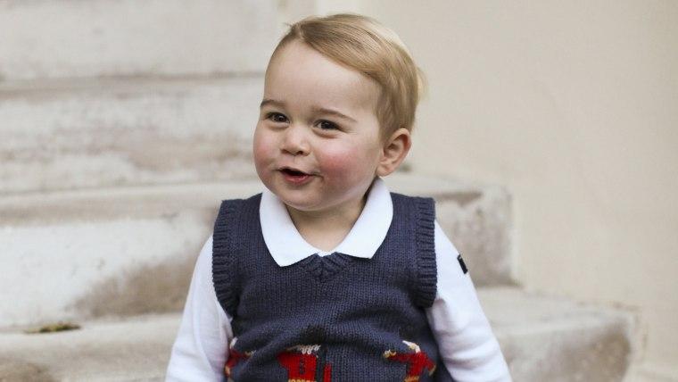 Get ready, Prince George: Best reactions to newborn siblings