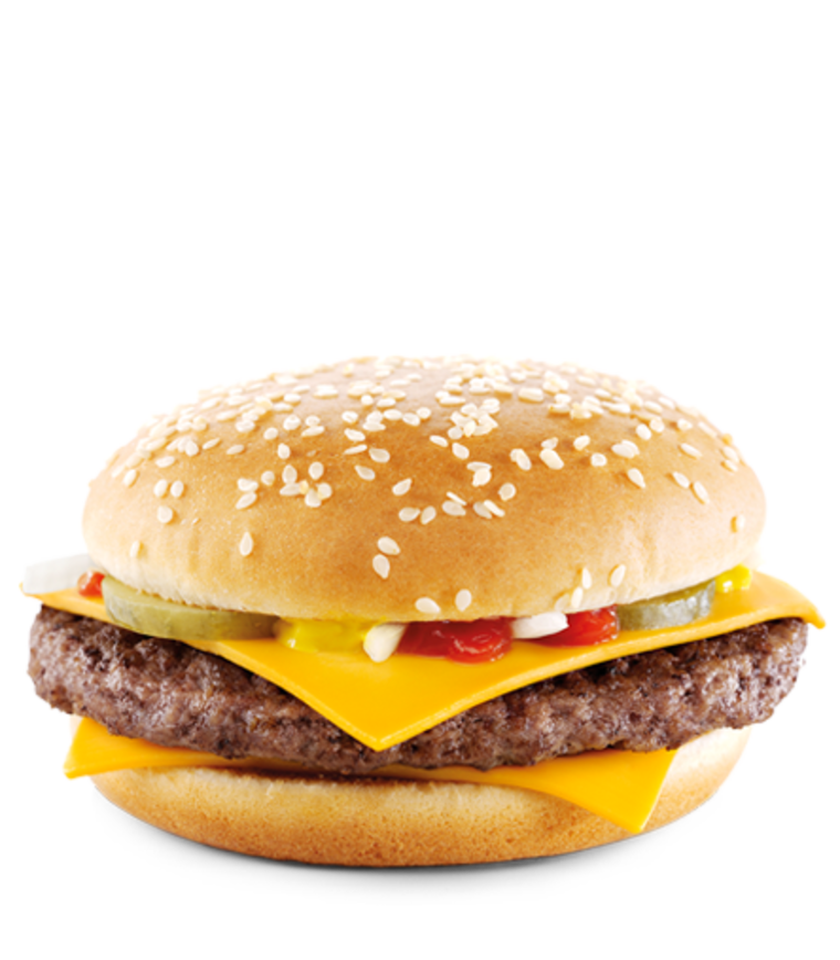 Image: McDonald's Quarter Pounder With Cheese
