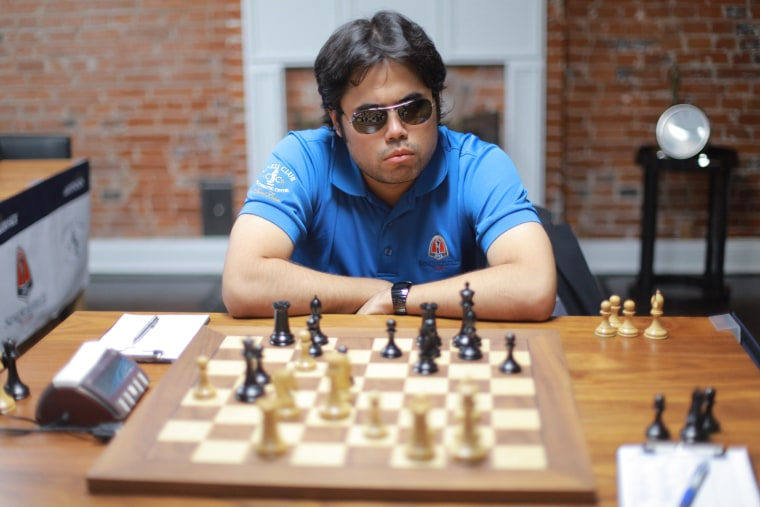 Hiraku Nakamura is the No.1 chess player in America by virtue of ranking and his win at the U.S. Chess Championships. He won the top prize of $45,000.