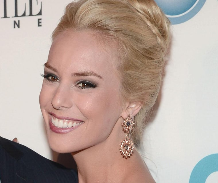 Image: Britt McHenry on April 27, 2013