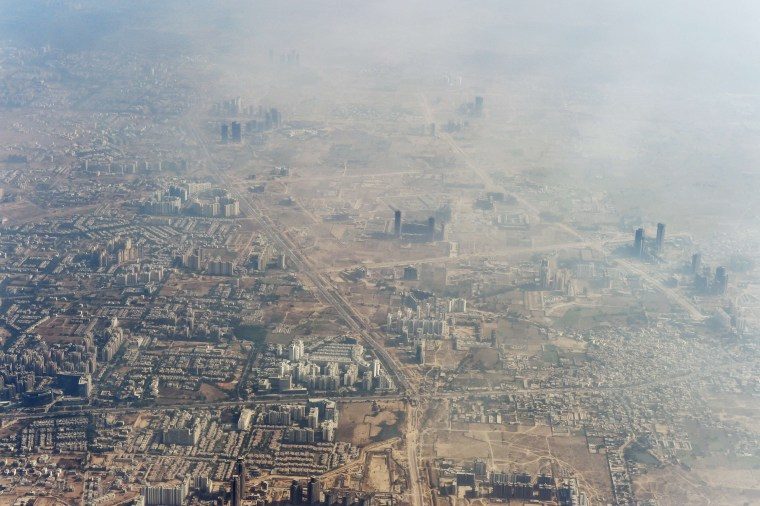 Image: INDIA-POLUTION-ENVIRONMENT-FILES