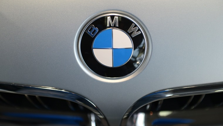 Image: GERMANY-AUTO-COMPANY-EARNINGS-BMW