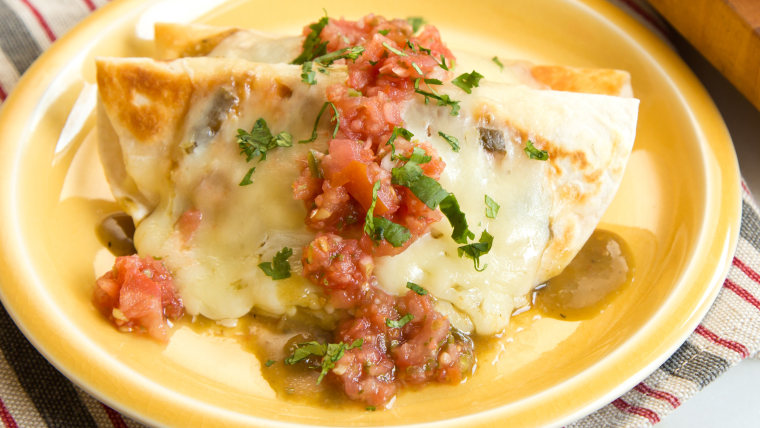 Make-Ahead Stuffed Chicken Tortillas inspired by the Cheesecake Factory