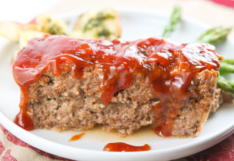 Best Ever Meatloaf from Pip and Ebby