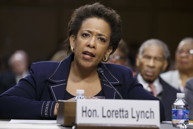 Image: Loretta Lynch