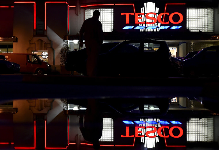 Tesco Posts Record $9.5 Billion Loss, Biggest in Company History