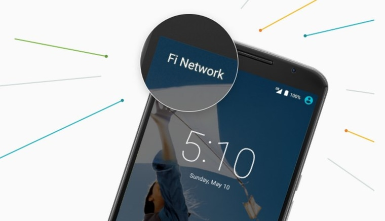 Google's new wireless service announced Wednesday is called Project Fi.