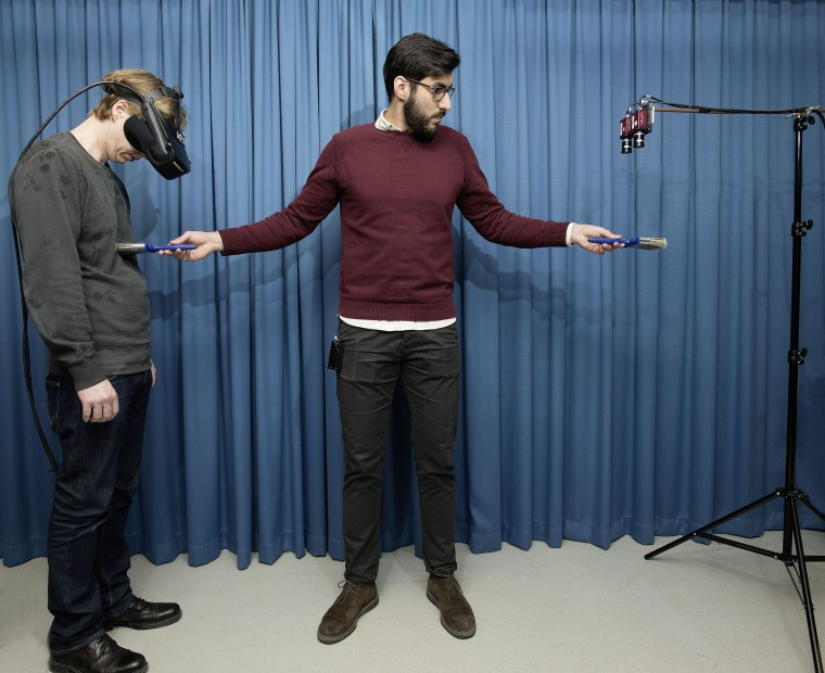 Invisibility Cloak Makes Social Anxiety Disappear