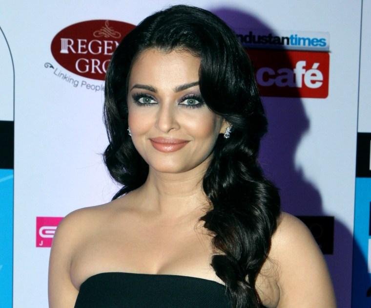 Image: Indian Bollywood actress Aishwarya Rai Bachchan