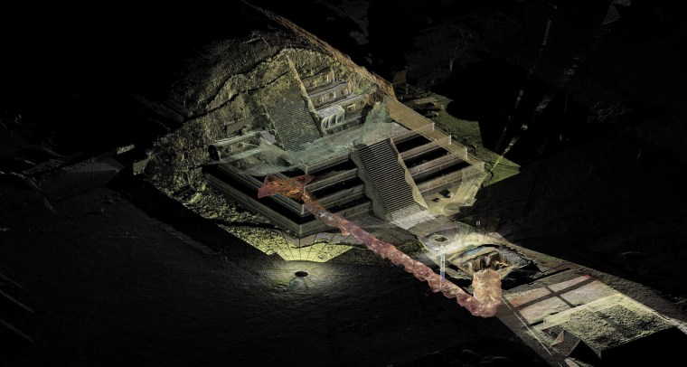 Search for Ancient Teotihuacan King's Tomb Takes Mercurial Twist