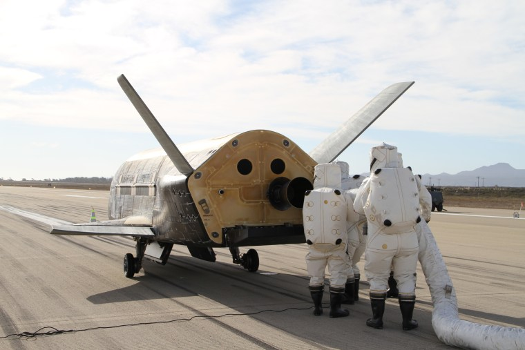 Image: X-37B space plane
