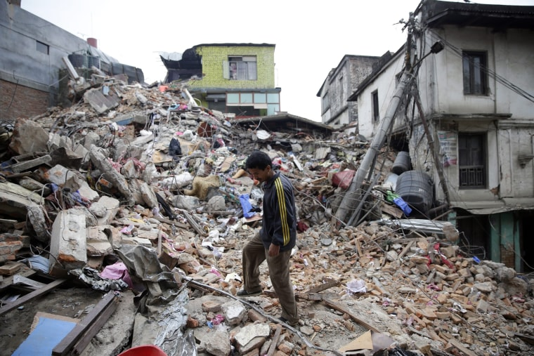 'Nightmare Waiting to Happen': Quake Experts Gathered in Nepal a Week Ago