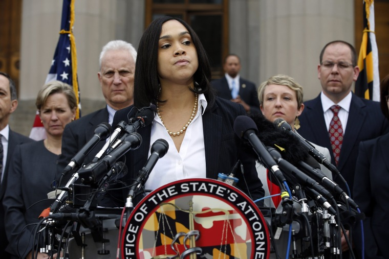 Image: Marilyn Mosby