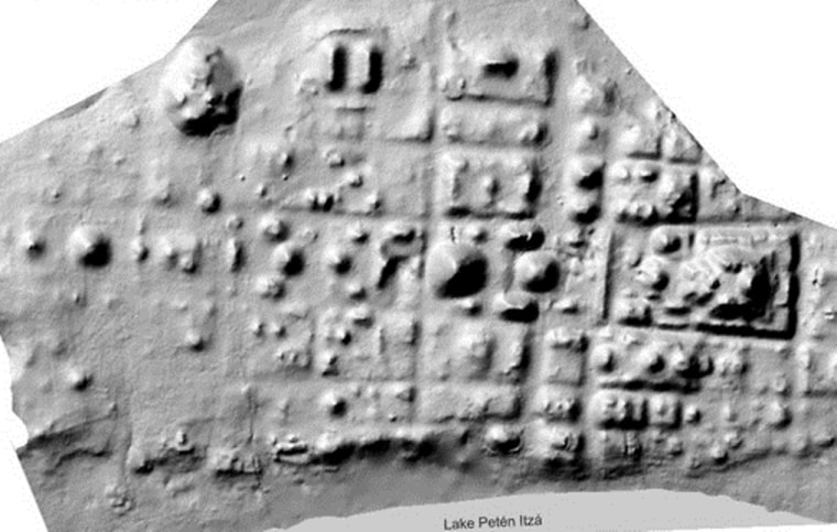 Image: City grid