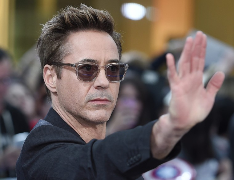 Image: Avengers: Age of Ultron film premiere in London