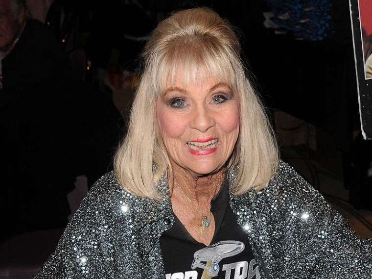 IMAGE: Grace Lee Whitney in 2012