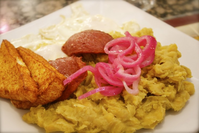 Mangu is a must try for a filling dominican style breakfast mangu in new york citys washington heightsbetty cortina weiss forumfinder Image collections