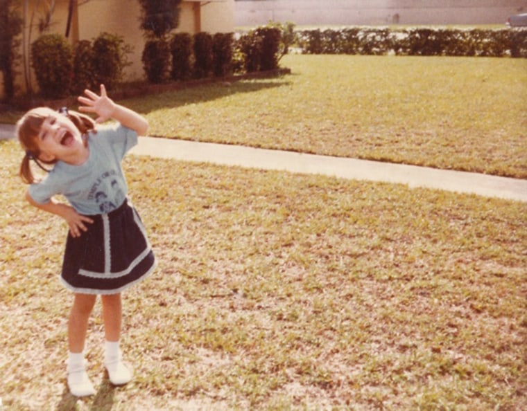 Growing up Latina and Jewish: TODAY producer on learning not to fit the mold