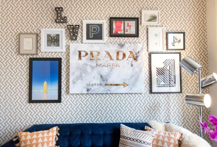 Peek inside Lilliana Vasquez's home office