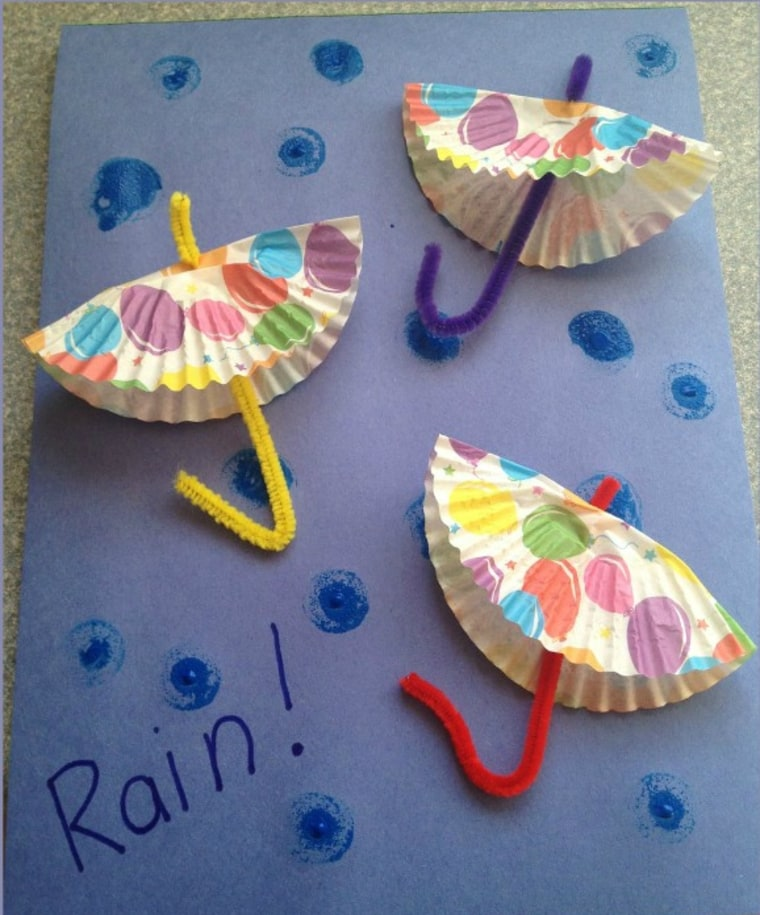 7 Rainy Day Pinterest Crafts To Do With Your Kids