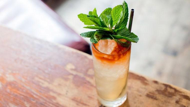Poppa's Pride Cocktail