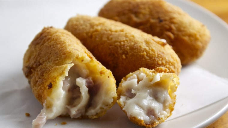 Crispy, creamy, Cuban croquetas: Fry up this crowd-pleasing snack