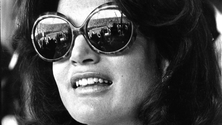 First Lady Jacqueline Kennedy Onassis 1929 - 1994
