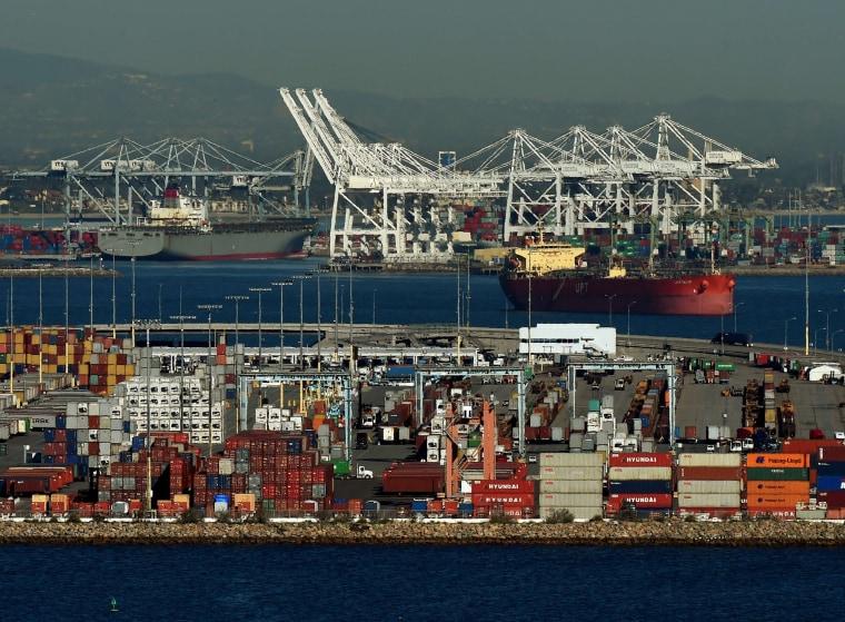 Image: Port of Los Angeles