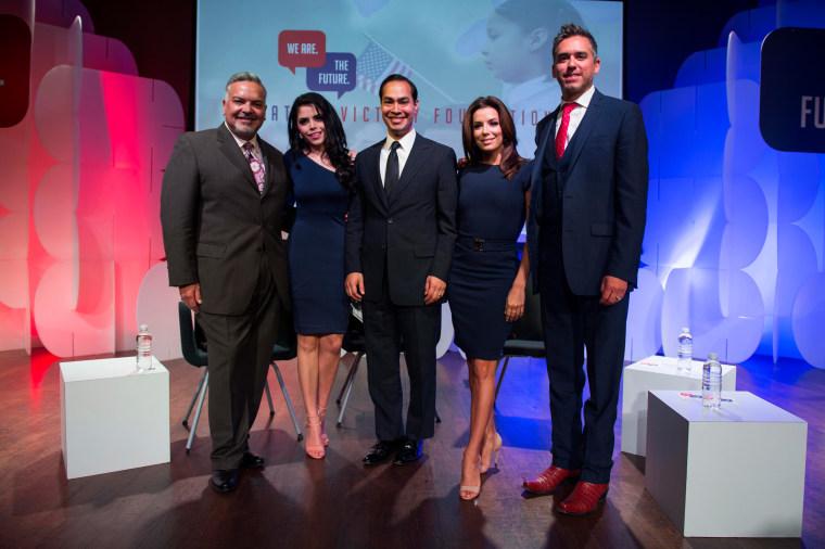 Image: Latino Talks Panelists