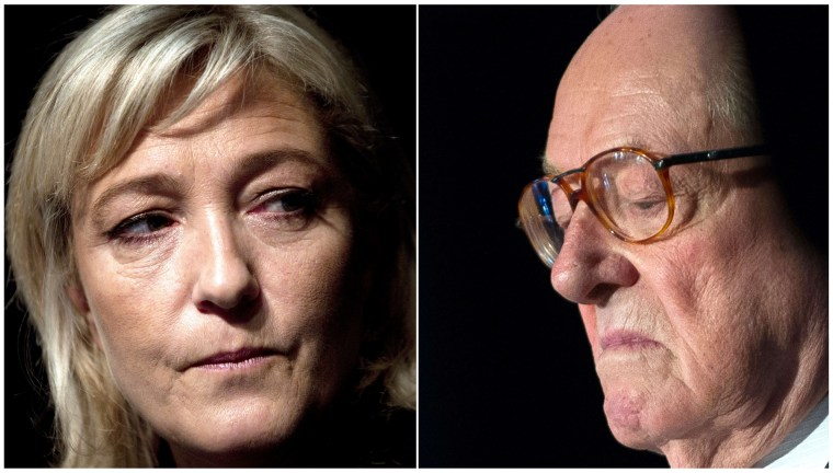 Image: FRANCE-POLITICS-FARRIGHT-FILES