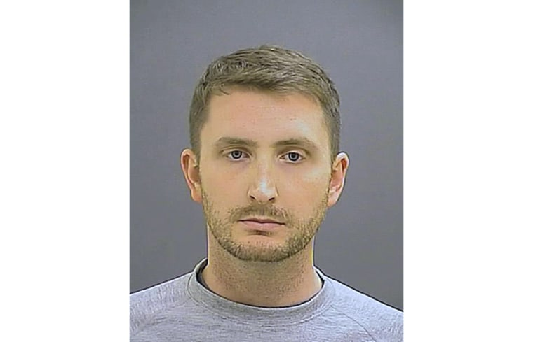 Image: Officer Edward Nero, 29, has worked with the Baltimore Police Department since 2012.