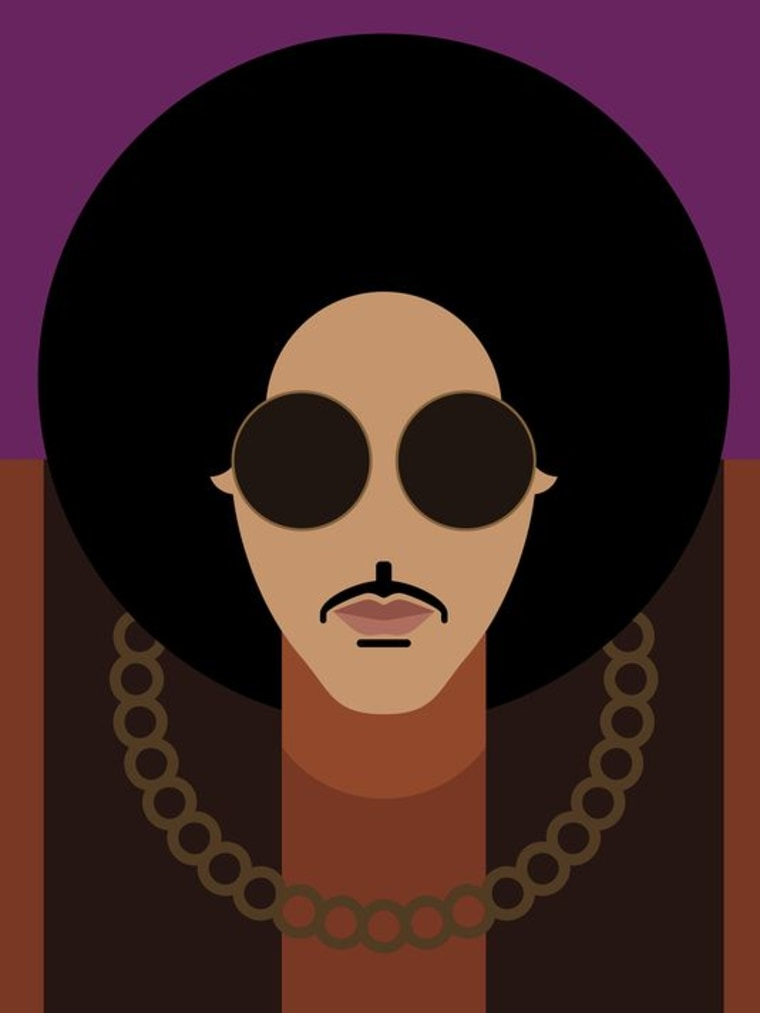 IMAGE: Art for Prince's unreleased song 'Baltimore'