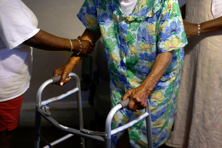 More Older Americans Are Dying in Falls