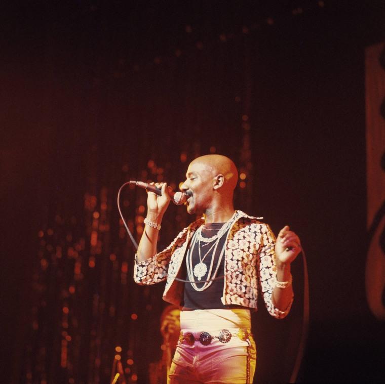 Image: FILE: Singer Errol Brown Dies At 71
