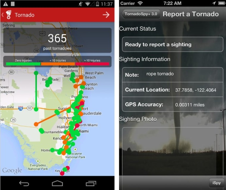 These Apps Can Help You Stay Safe Through the Tornado Season