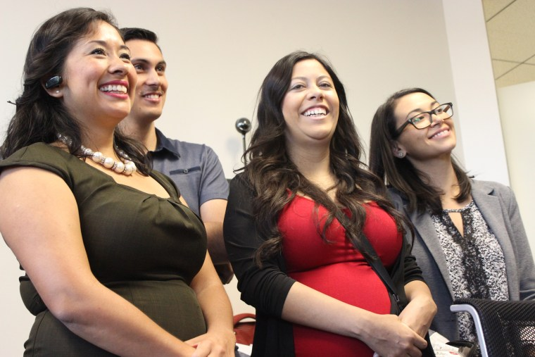Image: Dreamers witnessed the Arizona Board of Regents vote to allow DACA recipients to pay in-state tuition