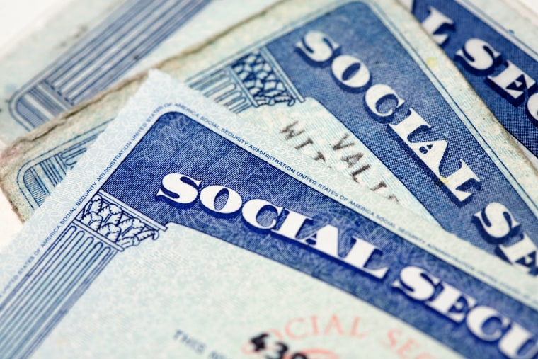 Image: Social Security Cards
