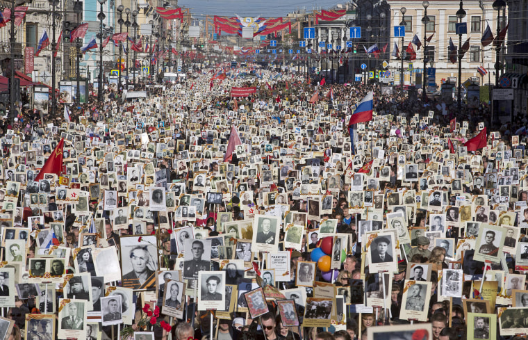 Image: Immortal Regiment March