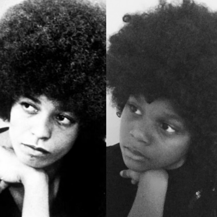 Chauncia Boyd Rogers taught her daughter about important women in black history by playing dress up.