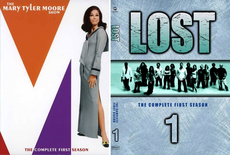 Mary Tyler Moore Show and Lost Season 1